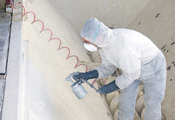 Interior House Painting - Living Room Project | Drywall Repair & Remodeling Hollywood, CA