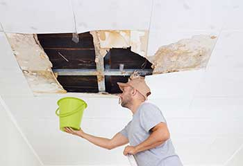 Water Damage Restoration Project | Drywall Repair & Remodeling Hollywood, CA