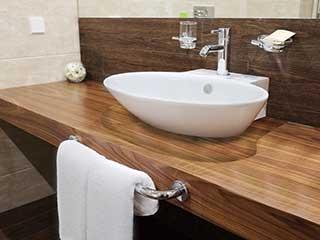 What Complete Bathroom Renovation Entails Hollywood CA - Bathroom drywall repair